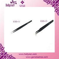 Straight Eyelash Extension Tweezers