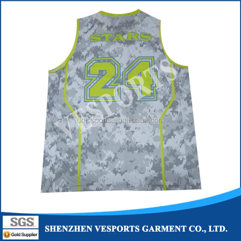 Custom Shooter Shirts Sublimated Basketball League Uniforms