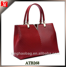 Red ladies handbags for sale latest styles brand ladies handbags women borse donna