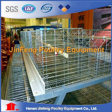 Hot sale galvanised steel wire Broiler chicken cage for poultry farm