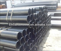 BS STANDARD ERW BLACK STEEL CONDUIT CONSTRUCTION MATERIAL MS BLACK PIPE