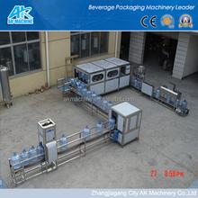 Hot Sale Professional Company 5 Gallon Water Filling Machine