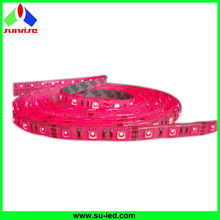 waterproof connection LED strip rgb