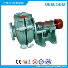 CNC machine tool processing electric direct connection centrifugal slurry pump with great price