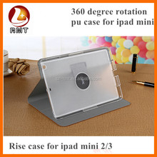 360 Degree Rotating Stand Case With Auto Sleep Feature For Ipad Mini Case