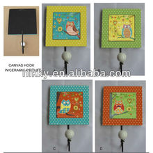 House decorative hooks&Wall hook small bird&Clothes hooks for kids