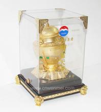 2015 NEW deisgn custom acrylic wine box,gift box, acrylic case