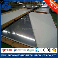 201/304/316/316L Cold Rolled Stainless Steel Sheet Manufacturer