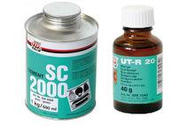 SC 2000 (Green/Black) + UT-R Hardener 40 gr / Rema Tip Top