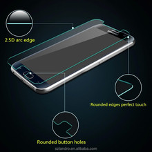New Product For 0.2mm Ultra Clear 9H Anti-Shock Tempered glass screen protector Samsung galaxy s6 screen protector glass