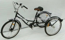 New Quality Pedal Cargo Tricycle