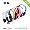 Shenzhen bluetooth headphone manufacturer mp3 wireless headphone in good sound