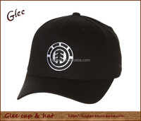 Flexfit V-Flexfit Cotton Twill Fitted Baseball Embroidery Hat Cap Flex Fit
