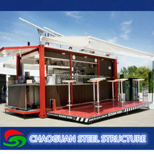 Repeated use cheap house container/ prefab container home
