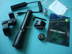 Hunting accessories:ND-30 laser light,fit for rifle gun and rifle scope
