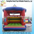 brinquedos doces mini bouncer inflável casa castelo