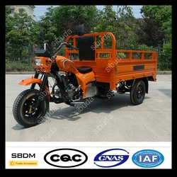 SBDM Motorized Petrol Engine Tricycle Motorcycle