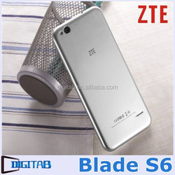 ZTE blade S6 5.0 inch Android 5.0 Qualcomm Octa-Core mobile phone 2GB RAM 16GB ROM 13.0MP Dual SIM 4G LTE smartphone