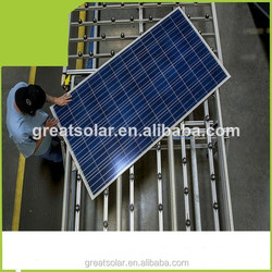 300W Poly Solar Panel with good quality made in China