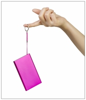 High quality mobile accessories keychain power bank