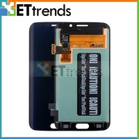 LCD with Digitizer for Samsung Galaxy S6 Egde Clone LCD