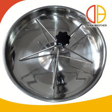 Customized Stainless Steel Feeder/Plastic Trough
