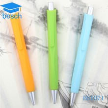 Press Soft Promotion Christmas ballpoint pen