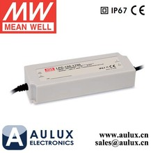 Meanwell LPC-150-1400 IP67 Waterproof LED Driver 150W 1400mA Constant Current LED Power Supply