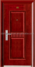 steel security metal door