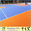 Made in China protable outdoor basketball tennis sports flooring