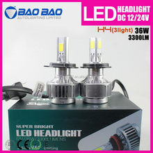 Best quality top sell h4 h l 3200lm car led headlight with trade assurance