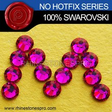 Original Swarovski Elements Ruby (501) 7ss Flat Back Crystal Non HotFix