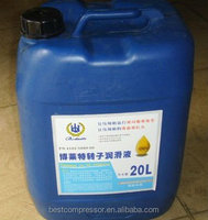 screw air compressor lubricant oil