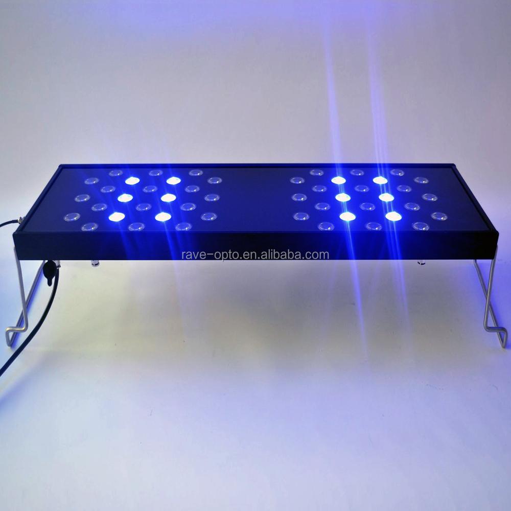 Wifi Contrôle 24 Pouces 150 W LED Aquarium Lumière Pour
