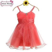 nuevo diseño de vestido de las niñas 2014 vestido de fiesta vestido de fiesta para los niños