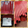 5 inch hardened pipe wear resistant concrete pump pipe fitting