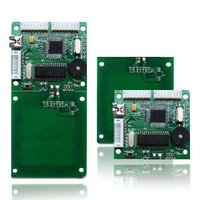 13.56mhz reader module with external antennas in different dimension from original manufacturer