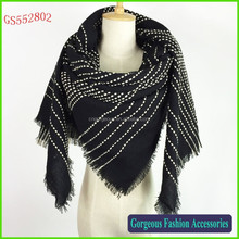 2015 new collection fashion ladies Winter blanket scarf wrap