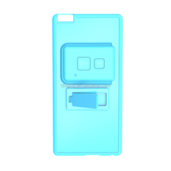 innovative mobile phone accessories case with bluetooth selfie shutter