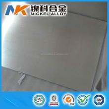 Manufacture UNS N06455 W.Nr 2.4610 hastelloy c4 super alloy