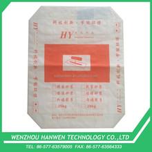 25kg bopp laminated pp woven cement bag