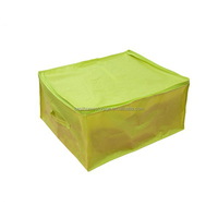 Le'sort polyester quilt storage bag-L, Wholesales fabric clothes storage bag, closet organizer