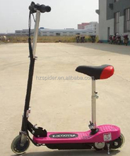 120W Mini cheap Electric Scooter for kids with seat
