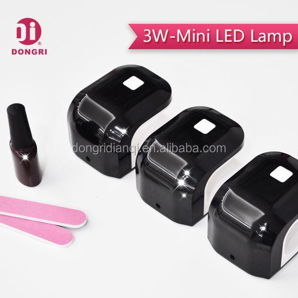 uv gel light table lamp for manicure