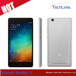 Original Xiaomi Redmi 3 4G Lte Octa Core 2GB RAM 16GB ROM Dual SIM 13MP Camera 5 inch Android Phone