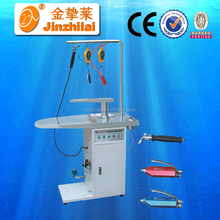 Supplier laundry steam dry cleaning spot/stain removing table