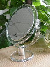 Acrylic Tabletop Cosmetic Mirrors