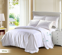 100% natural duvet cover for healthy silk quilt