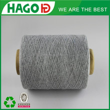 Ne14s Nm24 grey oe blended turkish knitting yarn for sock