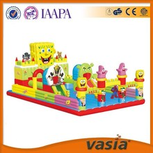 inflatable bouncer bouncy castle play game
